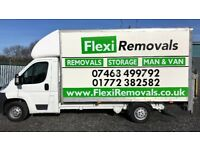 Flexi Removals - 07468499792 - Professional, Reliable and Family Run Removals/Man and Van Service