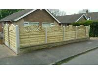 Garden and fencing services
