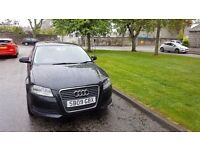 2009 IMMCULATE AUDI A3 140 TDI FSH TIMING BELT CHANGED FULL MOT.