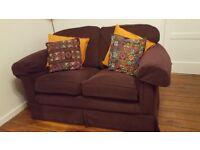 Two setter sofa