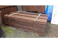 timber wooden boards fence