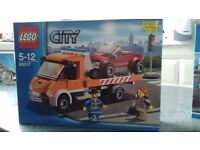 Lego 60017 City Series Flat Bed Truck