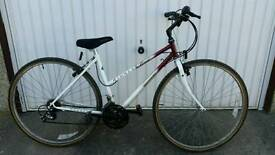 """Raleigh Pioneer """"Quest"""" Hybrid Bicycle For Sale in Good Riding Order"""