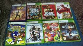 Xbox 360 Games Various Priced