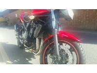 Suzuki GSF 650 ABS NAKED recent service (low miles)