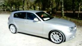 BMW 120D M SPORT 6 SPEED 2010 PX TO CLEAR EASTER BARGAIN ! PLEASE READ ADVERT
