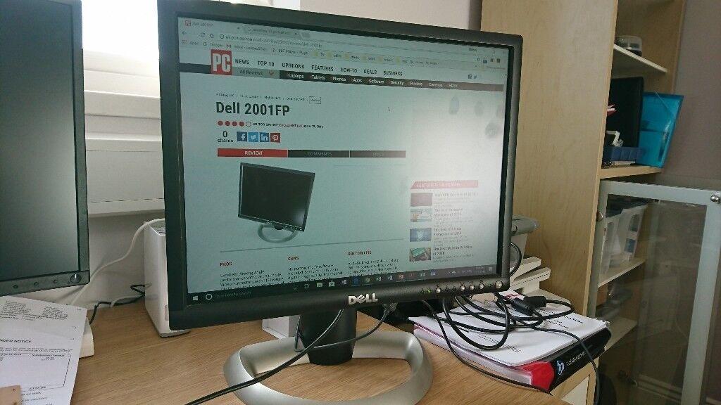Dell Ultrasharp 20inch monitor - 2001FP