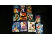 *Disney Classics Animation DVD Films Joblot Bundle 1*