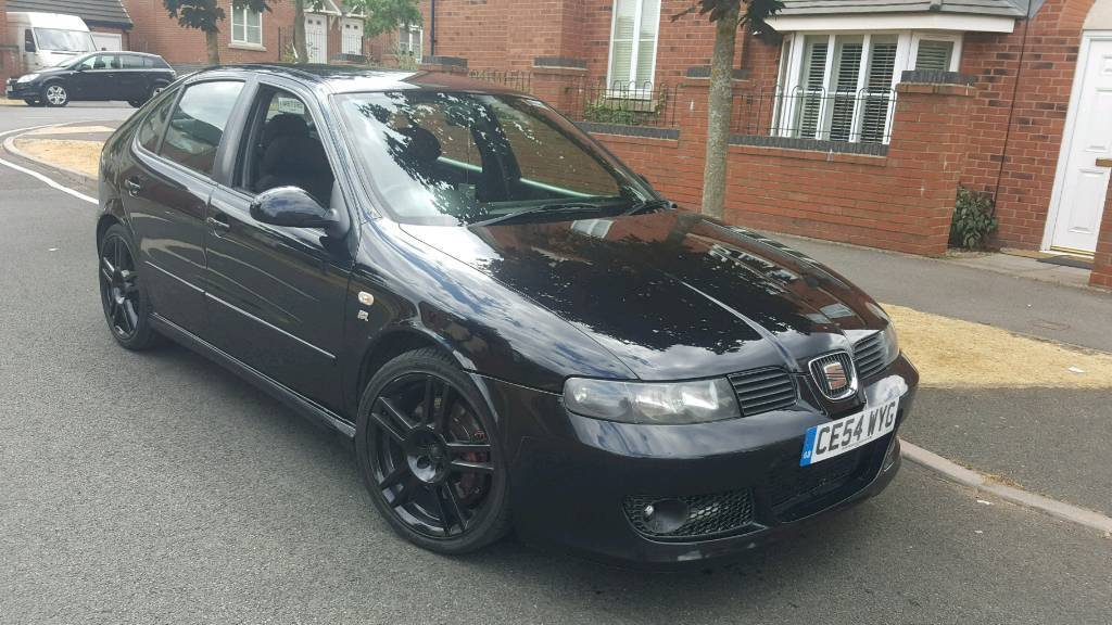 seat leon cupra r bam 54plate no texts! modified not s3 focus st