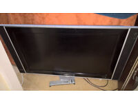 Philips 32 LCD tv with remote