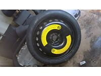 """audi a6 20"""" space saver wheel for 2011 onwards a6"""