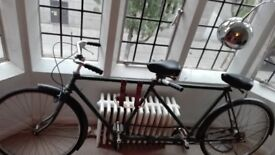 Vintage tandem bike for sale!