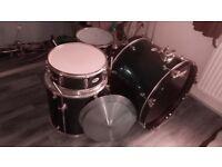 Tornado drum kit for sale 5 piece s