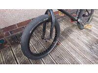 "20"" wheel BMX Premuim Inspired"