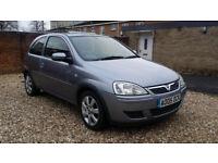 2005 Vauxhall Corsa 1.0 i 12v Breeze 3dr, Service History & 12 months MOT