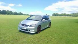 Honda Civic 1.6 sport Vtec Ep2 type r replica 2005 not type r Ep3