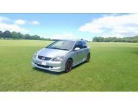 Honda Civic 1.6 sport Vtec Ep2 type r replica 2005 not type r Ep3