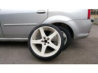 "4 wheels 5×112 19"" golf 4, seat leon, audi"