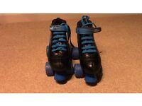 Boys Roller Boots/Skates - Size 2