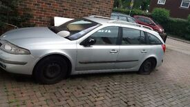 Selling Renault Laguna 2004 , 300 £ . For more information, call the phone number 07511031477 ! !!!!