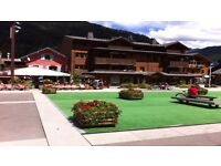 Morzine - modern two bed apartment in centre of village