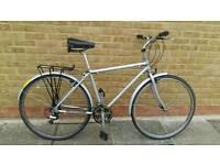 Ventura hybrid bike