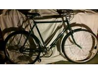1949 raleigh bicycle