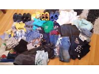 Big bundle of Boys clothes for 6-7 year old, as good as new, colchester essex