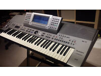 TECHNICS sx kn6000 KN 6000 ELECTRIC KEYBOARD PROFESSIONAL ARRANGER WORKSTATION synthesizer
