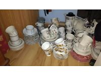 115-ish Mixed China Job Lot (complete list of contents in ad)