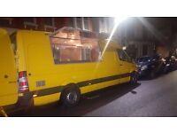 New Catering Van