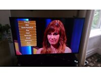 """SAMSUNG 46"""" LED TV SMART/FREEVIEW HD/BOX/WIFI/100HZ/MEDIA PLAYER/DUAL CORE MINT CONDITION NO OFFERS"""