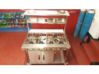 Commercial Cookers, Stockpot Cookers, BBQ Grills & Tandoori Ovens