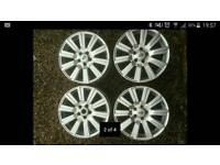 "Discovery 4 19"" Alloy wheels - 5x120 PCD - VW Transporter T5"