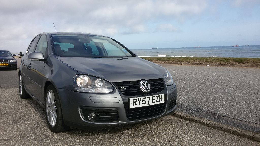 volkswagen golf v 1 4 tsi 170 gt sport 5dr in inverurie aberdeenshire gumtree. Black Bedroom Furniture Sets. Home Design Ideas