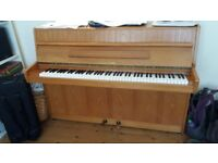 A Piano with Nice Sound for Great Price