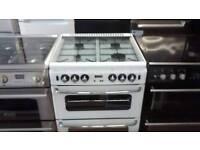 Stoves 60cm White gas cooker