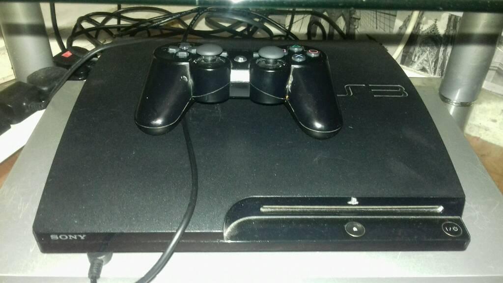 Playstation 3 + 18 games