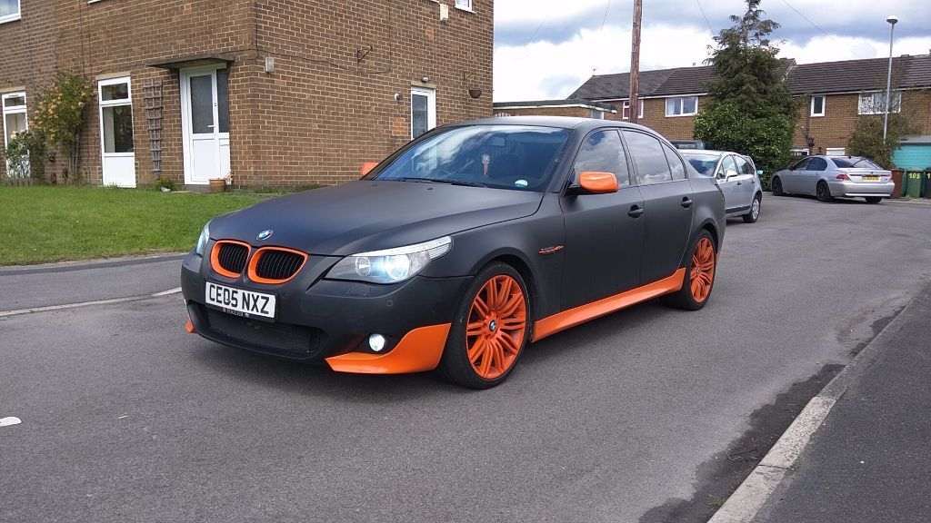 bmw e60 525d turbo diesel m sport 6 speed manual remapped to 230 bhp