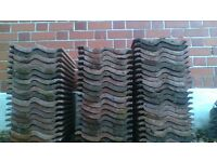 Russell Pennine Concrete Roof Tiles