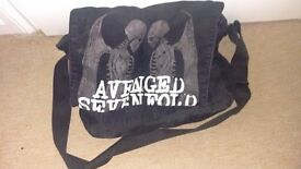 Avenged Sevenfold Strap Bag