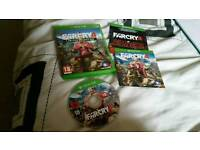 Farcry 4 limited edition xbox one game