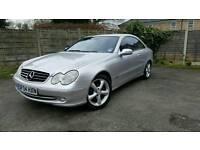 2004 Mercedes 1.8 CLK 200 Avantguard Kompressor Sport Auto