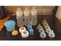 Dr Brown anti-colic bottles