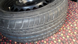 NEW Tyre for mercedes C200