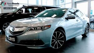 2015 Acura TLX Tech Tech, ONE OWNER, NO ACCIDENT, FULLY SERVI...