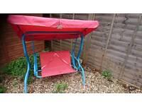 Free kids swing chair