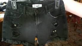 New Look 915 Jean Shorts