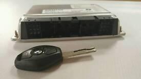 BMW E46 ECU + Key