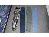 Size 8 jeans and trousers (can sell seperate)